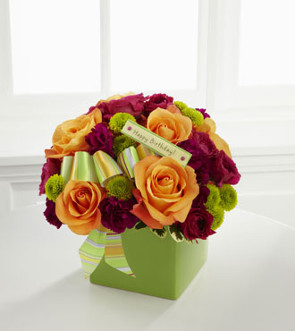 FTD® Birthday Bouquet - Greater
