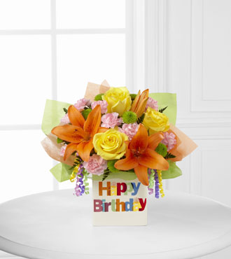 FTD® Birthday Celebration™ Bouquet From  $65