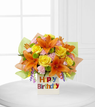 FTD® Birthday Celebration™ Bouquet
