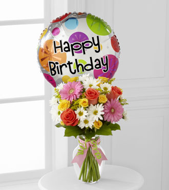 FTD® Birthday Cheer™ Bouquet - Great