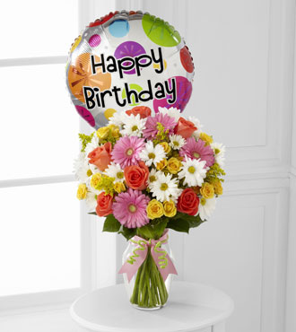 FTD® Birthday Cheer™ Bouquet - Greatest