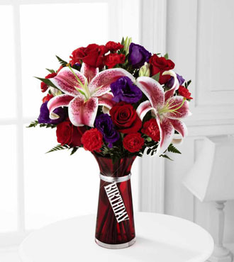 FTD® Birthday Wishes™ Bouquet