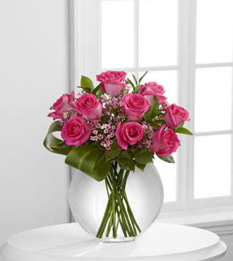 FTD® Blazing Beauty™ Rose Bouquet