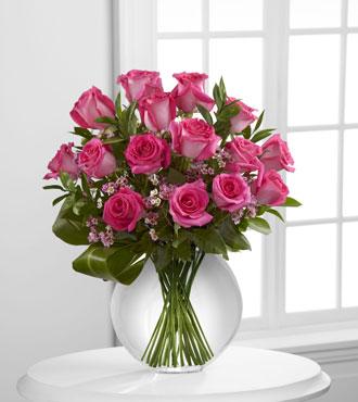 FTD® Blazing Beauty™ Rose Bouquet - Greatest