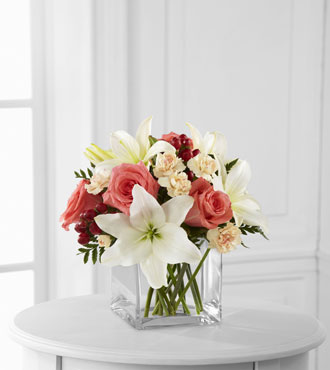 FTD® Blushing Beauty™ Bouquet