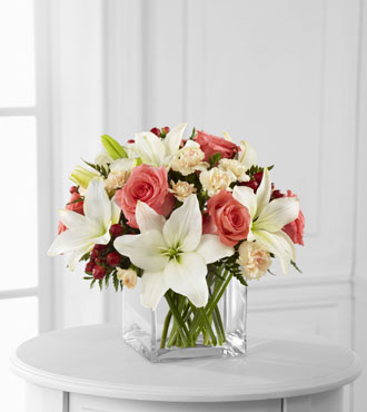 FTD® Blushing Beauty™ Bouquet - Greater
