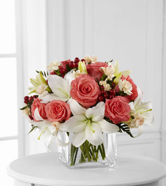 FTD® Blushing Beauty™ Bouquet - Greatest