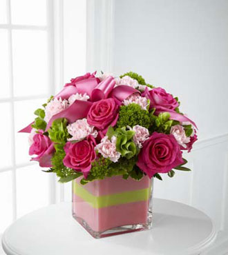 FTD® Blushing Invitations™ Bouquet - Greatest