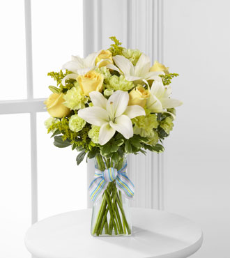 FTD® Boy-Oh-Boy™ Bouquet - Greater