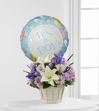 FTD® Boys Are Best!™ Bouquet