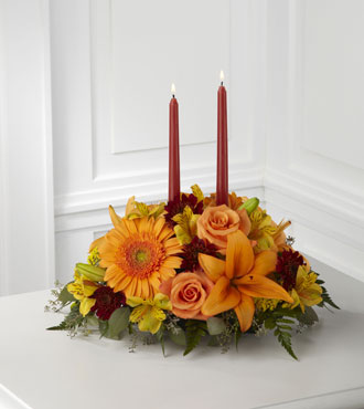 FTD® Bright Autumn™ Centerpiece
