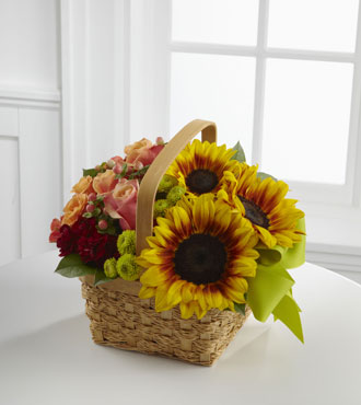 FTD® Bright Day™ Basket - Greater
