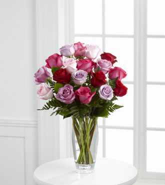 FTD® Captivating Color™ Rose Bouquet by Vera Wang - Greater