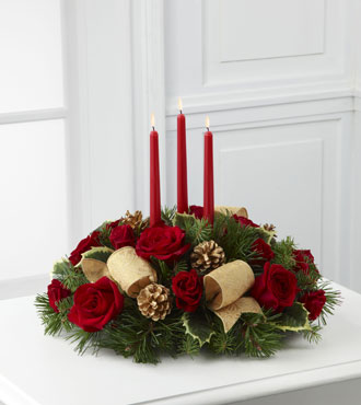 FTD® Celebration of the Season™ Centerpiece