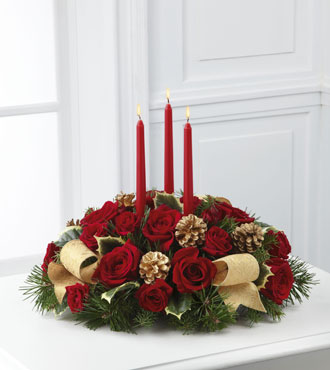 FTD® Celebration of Season™ Centerpiece - Greater