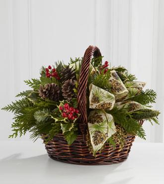 FTD® Christmas Coziness™ Bouquet
