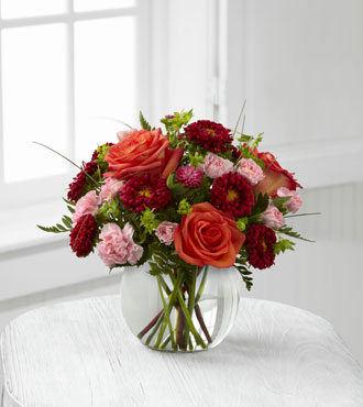 FTD® Color Rush™ Bouquet by Better Homes and Gardens®