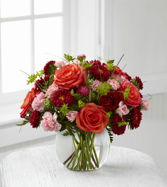 FTD® Color Rush™ Bouquet by Better Homes and Gardens® - Greater