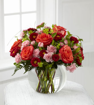 FTD® Color Rush™ Bouquet by Better Homes and Gardens® - Greatest