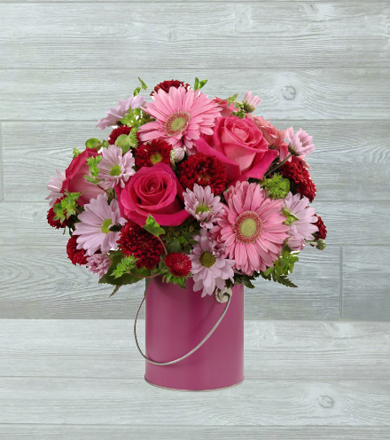 FTD® Color Your Day With Happiness™ Bouquet - Greater