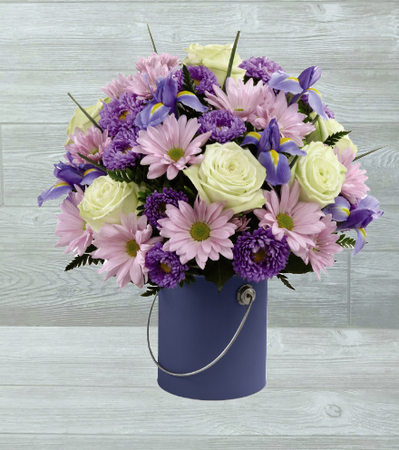 FTD® Color Your Day With Tranquility™ Bouquet - Greatest
