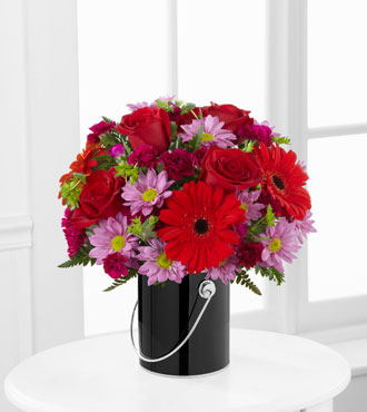 FTD® Color Your Night With Intrigue™ Bouquet - Greater