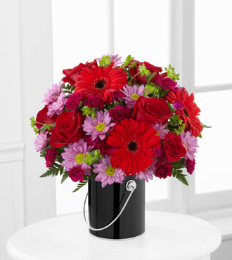 FTD® Color Your Night With Intrigue™ Bouquet - Greatest