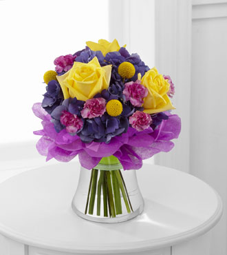 FTD® Colors Abound™ Bouquet From  $80