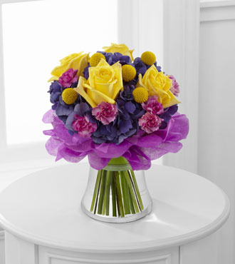 FTD® Colors Abound™ Bouquet - Greater