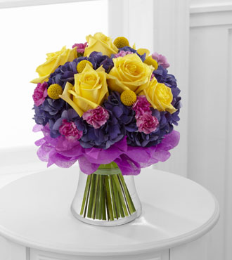 FTD® Colors Abound™ Bouquet - Greatest