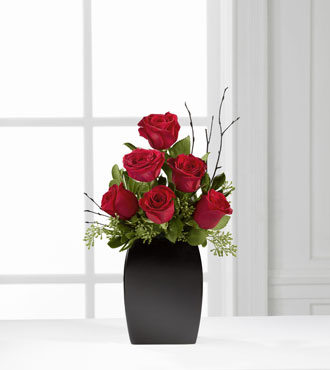 FTD® Contemporary™ Rose Bouquet