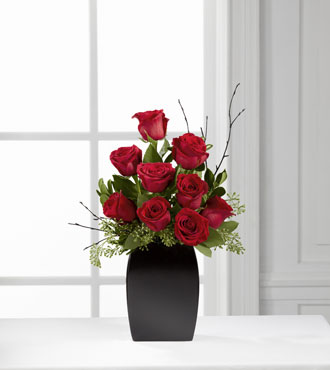 FTD® Contemporary™ Rose Bouquet - Greater