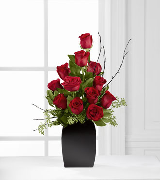 FTD® Contemporary™ Rose Bouquet - Greatest