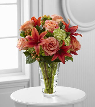 FTD® Dawning Delight™ Bouquet by Vera Wang - Greater