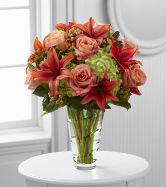 FTD® Dawning Delight™ Bouquet by Vera Wang - Greatest