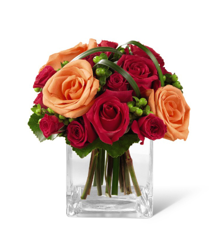 FTD® Deep Emotions™ Rose Bouquet by Better Homes and Gardens® - Great