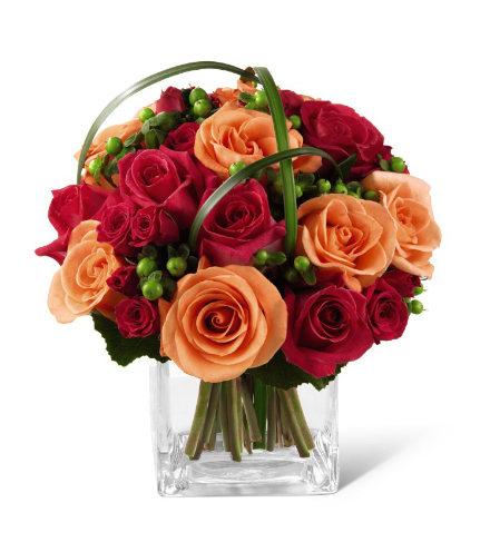 FTD® Deep Emotions™ Rose Bouquet by Better Homes and Gardens® - Greatest