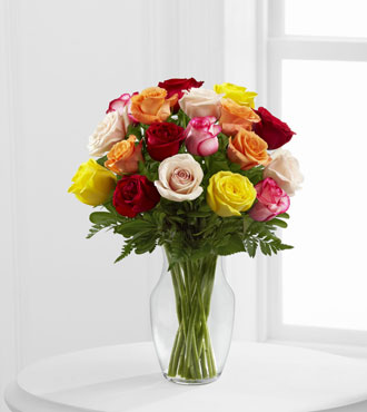 FTD® 18 Enchanting™ Rose Bouquet