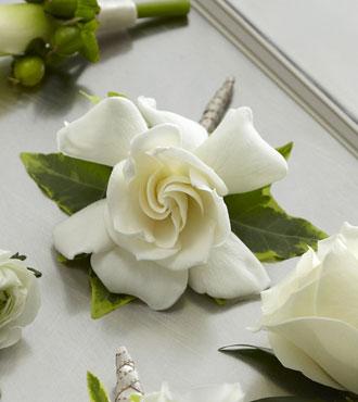 FTD® Gardenia Boutonniere