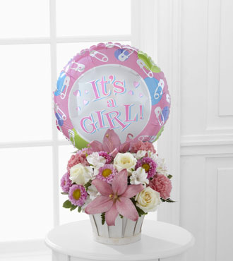 FTD® Girls Are Great!™ Bouquet