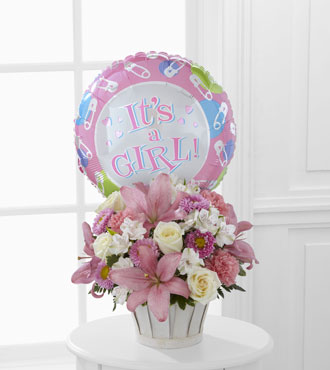 FTD® Girls Are Great!™ Bouquet - Greater