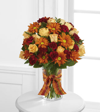 FTD® Golden Autumn™ Bouquet - Greater