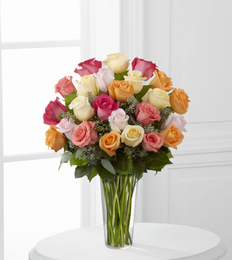 FTD® 24 Graceful Grandeur™ Rose Bouquet