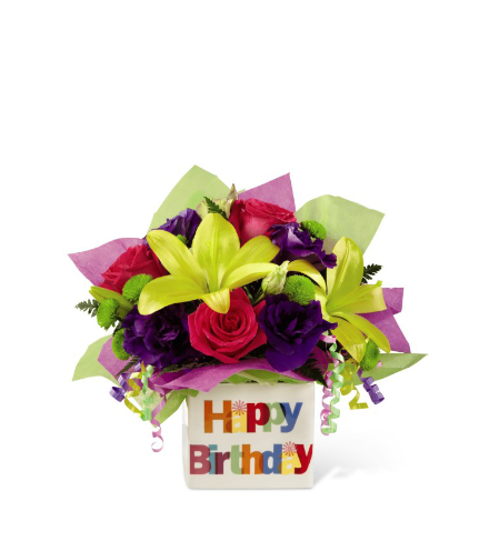 FTD® Happy Birthday Bouquet - Great