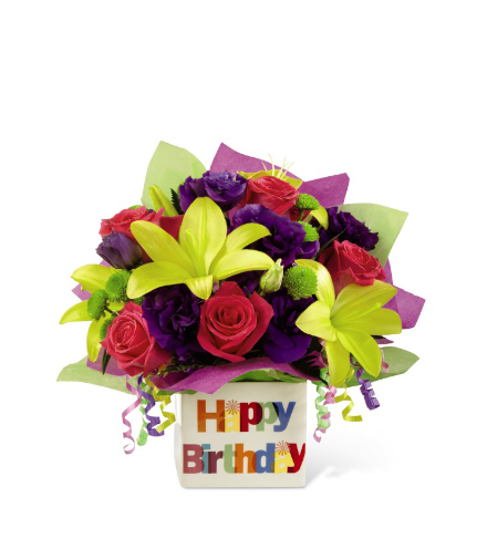 FTD® Happy Birthday Bouquet - Greater