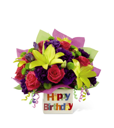 FTD® Happy Birthday Bouquet - Greatest