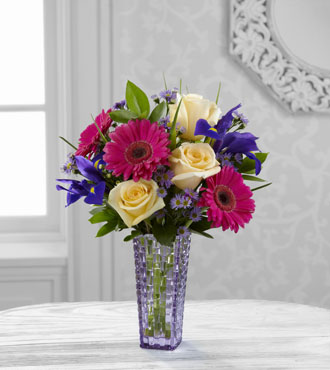 FTD® Hello Happiness™ Bouquet by Better Homes and Gardens® From  $80