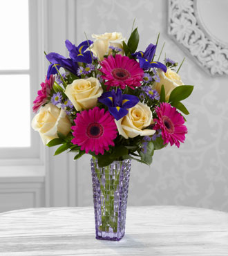 FTD® Hello Happiness™ Bouquet by Better Homes and Gardens® - Greater