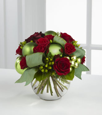 FTD® Holiday Bliss™ Bouquet - Great