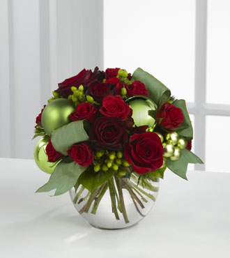 FTD® Holiday Bliss™ Bouquet - Greater